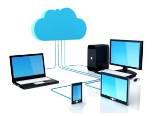 Cloud network computers