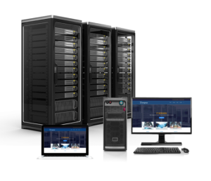 Servers and computers
